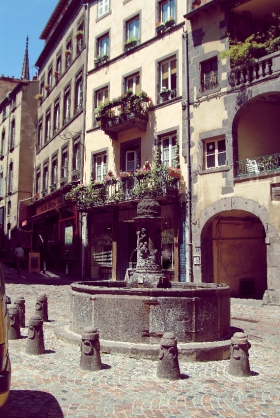 Historic district of Montferrand